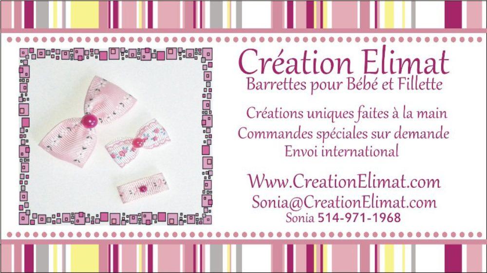 Creation Elimat